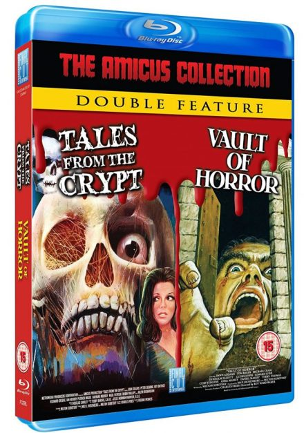 Tales From the Crypt | Vault of Horror Blu-ray