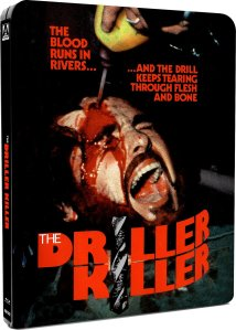 The Driller Killer Steelbook